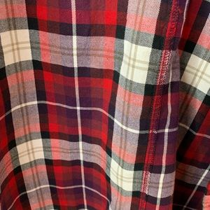 Old Navy Tops - NWT XL OLD NAVY PLAID FLANNEL SHIRT